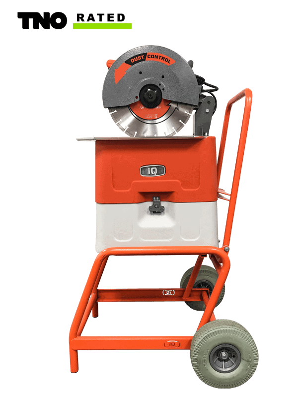 iQ360XR Dust Control Table Saw